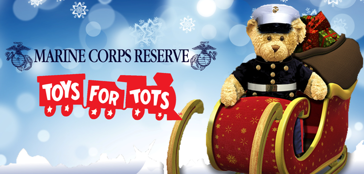 Marine Toys For Tots Foundation Logo : Jeepers give back with toys for tots jeepwithkids