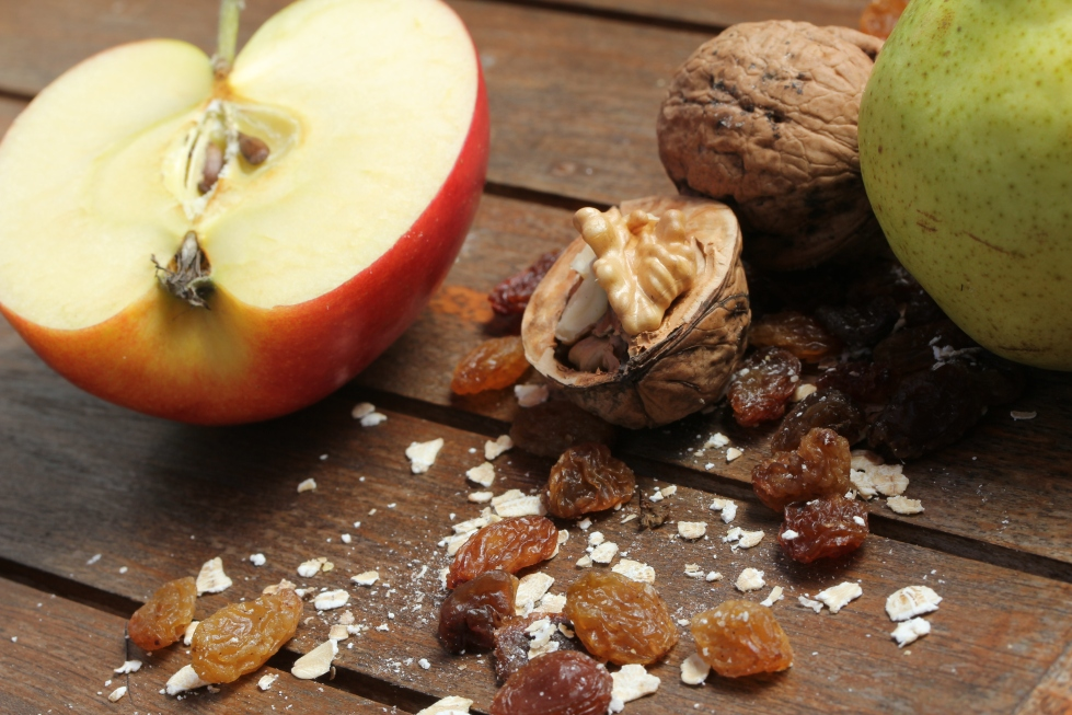 5 Great Snack Recipes for the Trail (6)