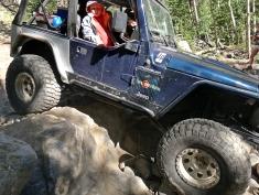 Jeep Kid!