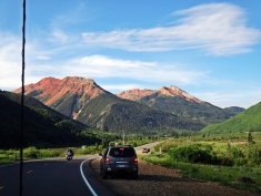 There's a reason they call it Red Mountain Pass