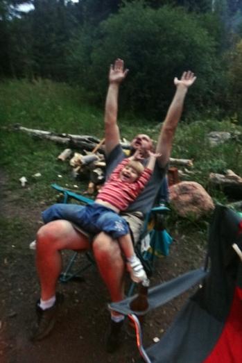 Re-enacting a fair ride
