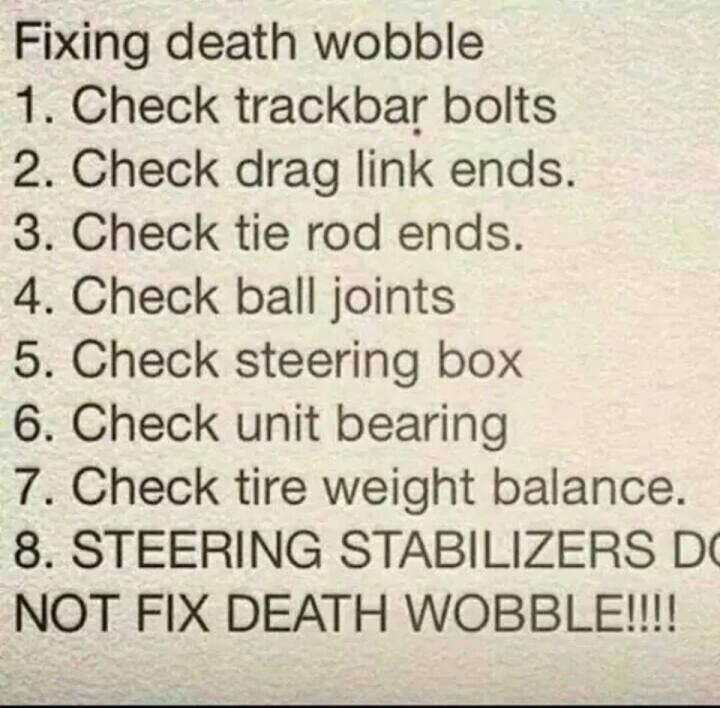 death wobble 1